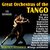 Great Orchestras Of The Tango by Various Artists