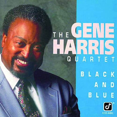 Black and Blue by Gene Harris