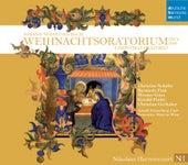 Bach: Christmas Oratorio by Nikolaus Harnoncourt