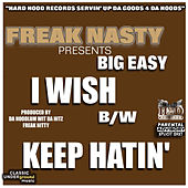 I Wish - Keep Hatin' by Freak Nasty