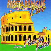 Fiestarengue Live From Puerto Rico by Various Artists