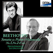 Beethoven: Sonata for Piano and Violoncello No. 1, No. 2 by Ian Fountain