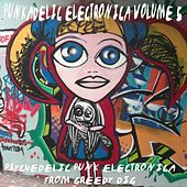 Punkadelic Electronica, Vol. 5 (Psychedelic Punk Electronica) by Various Artists