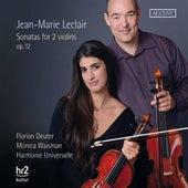 Leclair: Sonatas for 2 Violins, Op. 12 by Florian Deuter