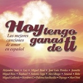 Hoy tengo ganas de ti by Various Artists