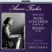 Mozart: Piano Concertos Nos. 21 and 22 / Rondo, K. 382 by Annie Fischer