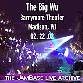 02/22/02 - Barrymore Theater - Madison, WI by The Big Wu