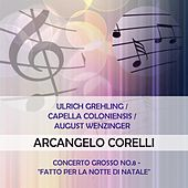 Ulrich Grehling / Capella Coloniensis / August Wenzinger play: Arcangelo Corelli: Concerto grosso No.8 -