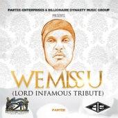 We Miss U by Partee