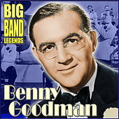 Big Band Legends by Various Artists