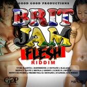 Britjam Flesh Riddim by Various Artists