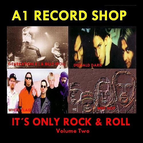 A1 Record Shop - It's Only Rock & Roll Volume Two by Various Artists