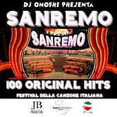 Sanremo 100 Original Hits (DJ Onofri presenta) by Various Artists