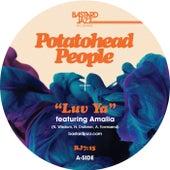 Luv Ya / Blue Charms by Potatohead People