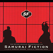 The Motion Graphic Soundtracks For Samurai Fiction by Tomoyasu Hotei