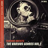 The Various Genres Vol. 1 Ep 2015 by Various Artists