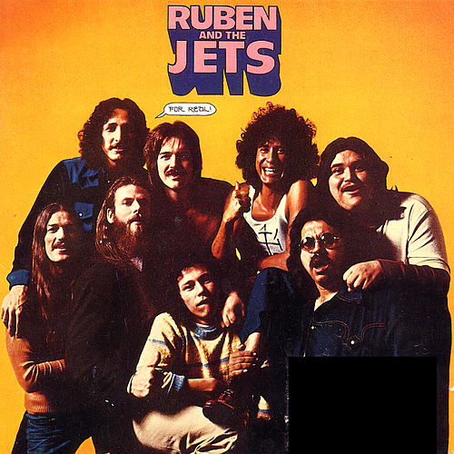 For Real! by Ruben And The Jets