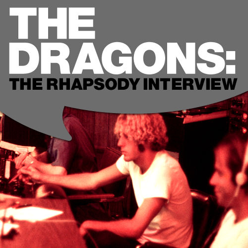 The Dragons: The Rhapsody Interview by The Dragons