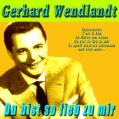 Du bist so lieb zu mir by Gerhard Wendland