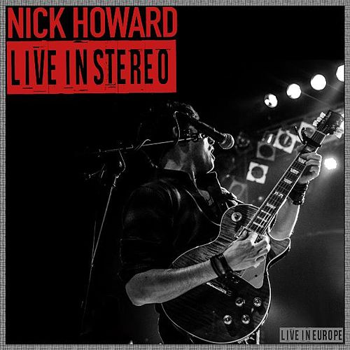 Live in Stereo by Nick Howard