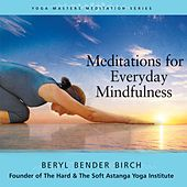 Meditations For Everyday Mindfulness by Beryl Bender Birch