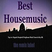 Best Housemusic (Top 10+ Organic Deeptech Proghouse Music Tunes in Key-Bb from Balearic Ibiza to Hot Miami Beach Tunes Album Compilation and the Paduraru Megamix) by Various Artists