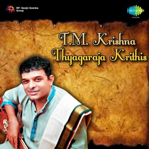 Thyagaraja Krithis by T.M. Krishna