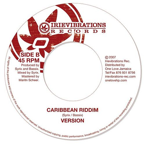 Caribbean Selection by Various Artists