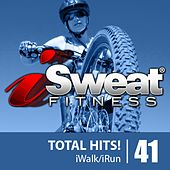 iSweat Fitness Music Vol. 41: Total Hits! (128 BPM for Running, Walking, Elliptical, Treadmill, Aerobics, Workouts) by Various Artists
