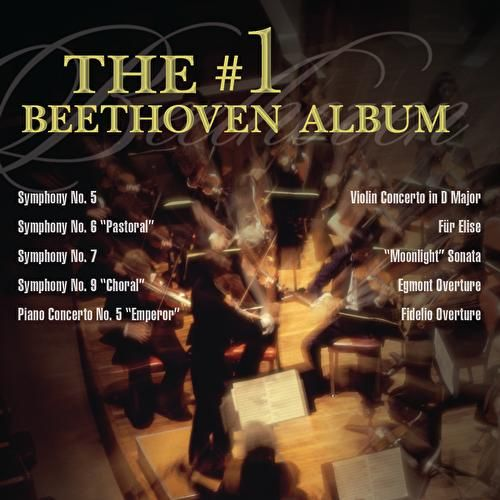 The # 1 Beethoven Album by Various Artists