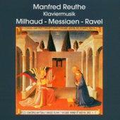 Klaviermusik by Manfred Rheute
