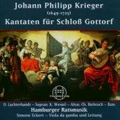 Johann Philipp Krieger: Kantaten für Schloss Gottorf by Simone Eckert Hamburger Ratsmusik Ensemble für alte Musik
