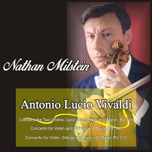 Interpreta Vivaldi by Nathan Milstein