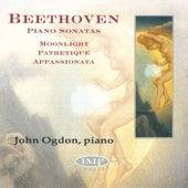 Beethoven: Piano Sonatas by John Ogdon