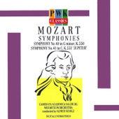 Mozart: Symphony Nos. 40 & 41 by Alfred Scholz