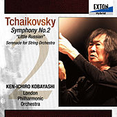 Tchaikovsky: Symphony No. 2 Little Russian, Serenade for String Orchestra by London Philharmonic Orchestra