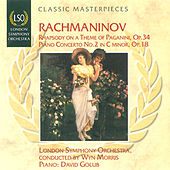 Rachmaninov: Rhapsody on a Theme of Paganini - Concerto for Piano & Orchestra No. 2 by David Golub