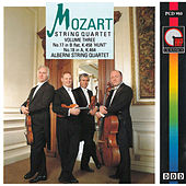 Mozart: String Quartets Vol. 3 by The Alberni String Quartet