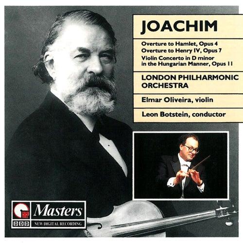 Joachim: Overtures by Elmar Oliveira