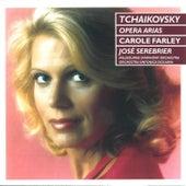 Tchaikovsky: Soprano Arias by Carole Farley