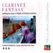 Clarinet Fantasy by Jonathan Zak