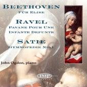 Beethoven: Fur Elise - Ravel: Pavane Pour Une Infante Defunte by John Ogdon