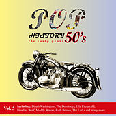 Pop History 50's - The Early Years, Vol. 5 by Various Artists