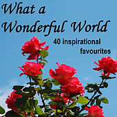 What a Wonderful World (40 Inspirational Favourites) by Various Artists