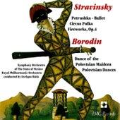 Stravinsky: Petrushka Ballet by Royal Philharmonic Orchestra