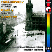 Tchaikovsky: Theme & Variations - Kodaly: Hary Janos Suite by Tibor Fenenc