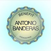 Benefit Premium Pack - EP by Antonio Banderas