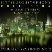 Schubert: Symphony No. 2 by Pittsburgh Symphony Orchestra