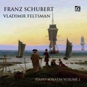 Schubert: Piano Music Vol. 1 by Vladimir Feltsman