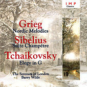 Sibelius: Suite Champetre - Tchaikovsky: Elegy in G by Barry Wilde